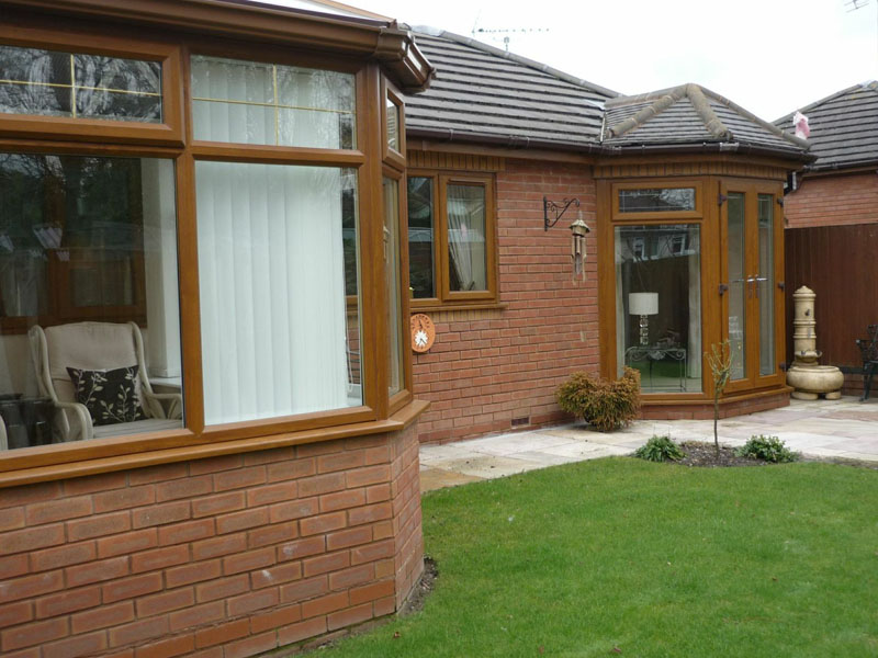 House Extension in Cannock, Staffordshire